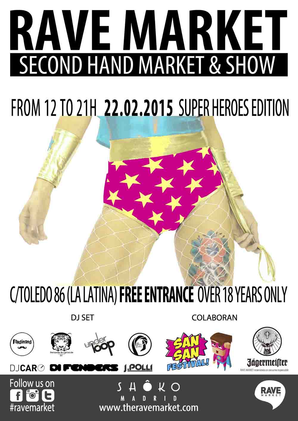 CARTEL RAVE MARKET 22Feb peq