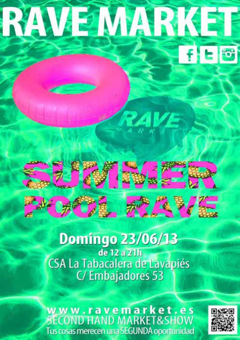 RAVE MARKET POOL RAVE peq