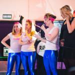 bailarinas de twerking