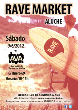 cartel junio 2012 AVAluche