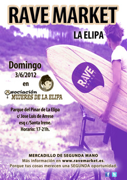 cartel junio 2012 La Elipa