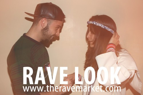 cool hunter en ravemarket madrid RAVE LOOK