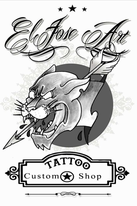 el jose art estudio de tattoo