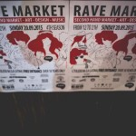 cartel ravemarket madrid