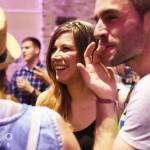 "Gente cool en Rave Market ""Welcome Summer""."
