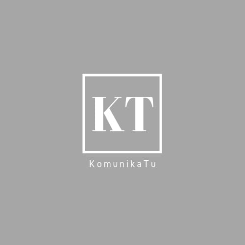 RAVE MARKET. Logo Komunikatu