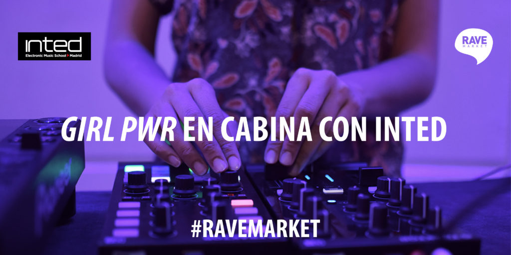 INTED RAVE MARKET 8 Abril