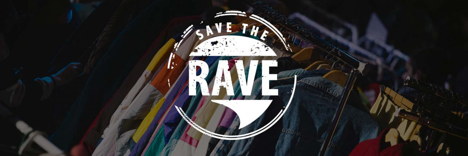 SAVE THE RAVE portada